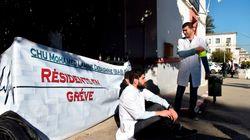 Les médecins résidents annoncent l'arrêt des gardes à partir du 29