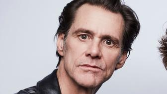 TORONTO, ON - SEPTEMBER 11:  Actor Jim Carey and director Chris Smith from the film 'Jim & Andy: the Great Beyond - the story of Jim Carrey & Andy Kaufman with a very special, contractually obligated mention of Tony Clifton' pose for a portrait during the 2017 Toronto International Film Festival at Intercontinental Hotel on September 11, 2017 in Toronto, Canada.  (Photo by Maarten de Boer/Getty Images)