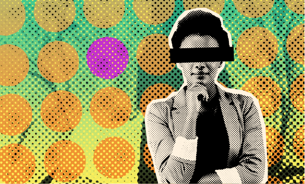 Telling It Like It Is: 'I Wear A Mask At Work To Pretend I Fit