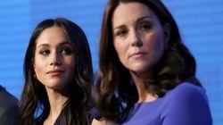 Nachwuchs bei den Royals: Warum Meghan Markle Kate nicht gratuliert