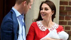 Royal-Baby von Kate und William: Warum Fans auf den Namen warten