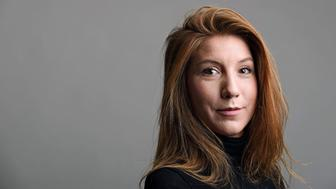 """ATTENTION: THIS PICTURE HAS BEEN BINNED, DO NOT USE - A photo of Swedish journalist Kim Wall who was aboard a submarine """"UC3 Nautilus"""" before it sank. TT NEWS AGENCY/ Tom Wall Handout via REUTERS ATTENTION EDITORS - THIS IMAGE WAS PROVIDED BY A THIRD PARTY. SWEDEN OUT. NO COMMERCIAL OR EDITORIAL SALES IN SWEDEN. NO COMMERCIAL SALES. MANDATORY CREDIT"""