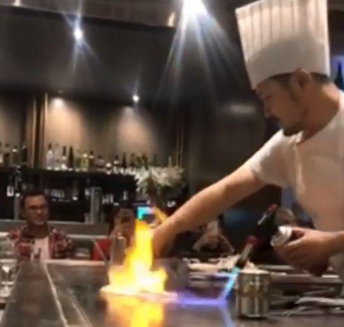 Ο chef που πήγε να εντυπωσιάσει και έγινε viral για όλους τους λάθος