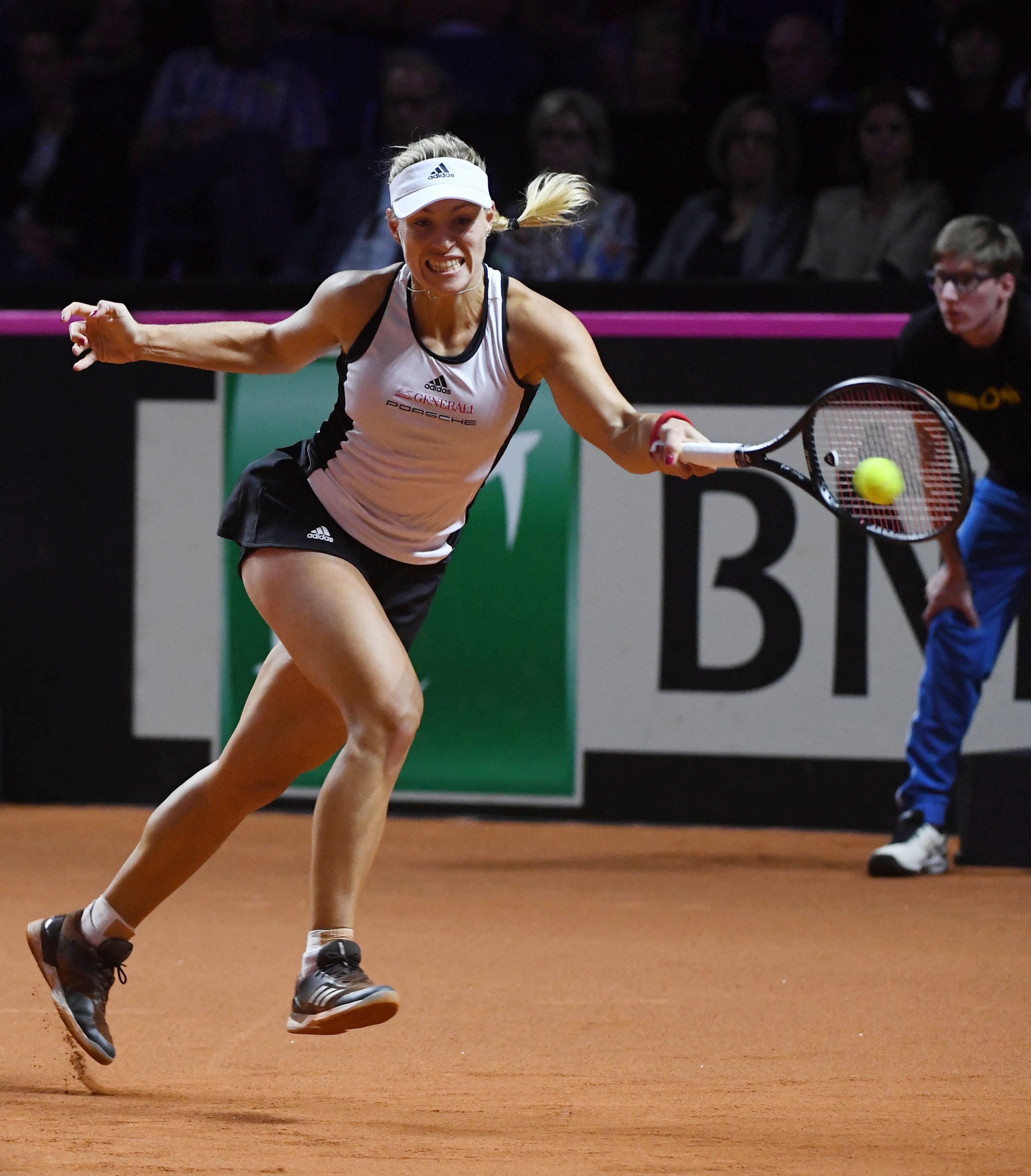 Tennis im Live-Stream: Kerber beim WTA in Stuttgart online sehen