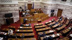 Κορυφώνεται η αντιπαράθεση στην Βουλή για τις λιγνιτικές μονάδες της