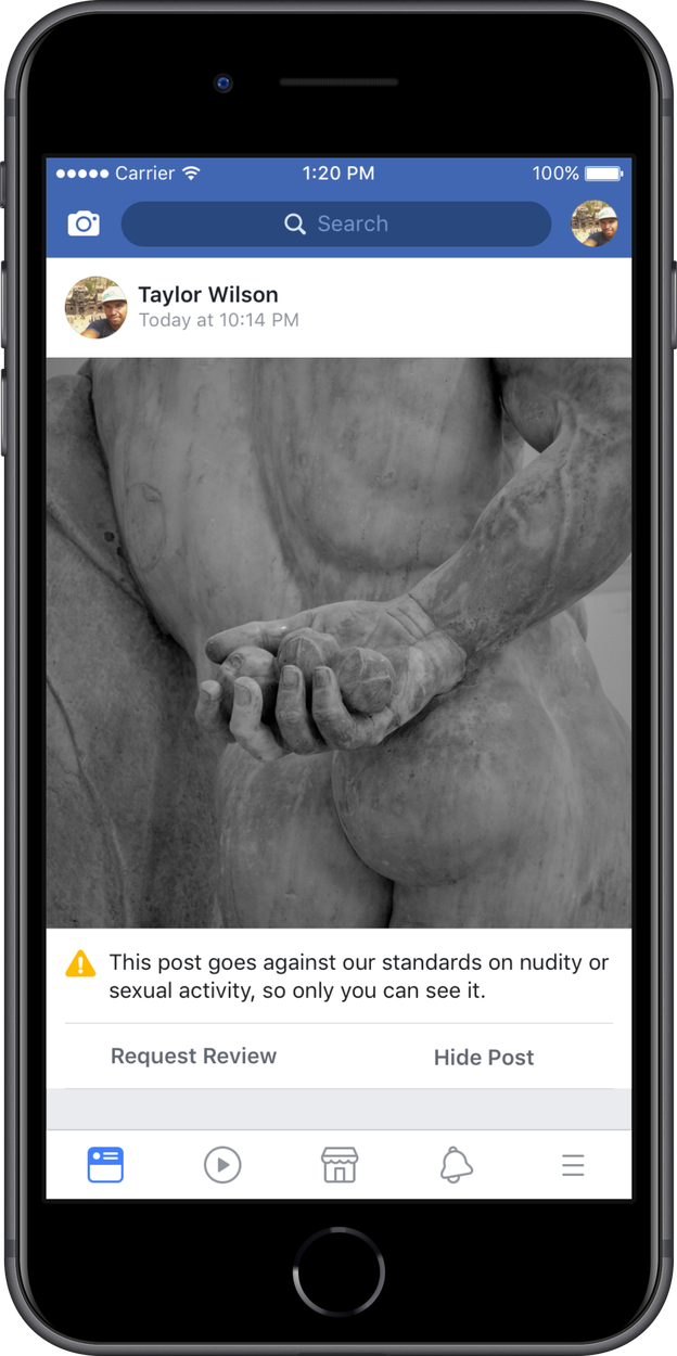 Explained: What Facebook Will and Won't Let You