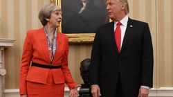 No.10 Refuses To Deny Reports Donald Trump Will Visit UK In July
