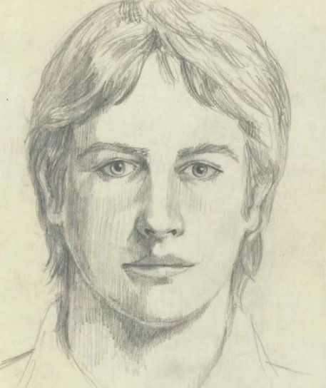 Suspect sketch previously released by authorities.