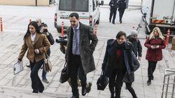 Απορρίφθηκε νέο αίτημα αποφυλάκισης των δύο Ελλήνων