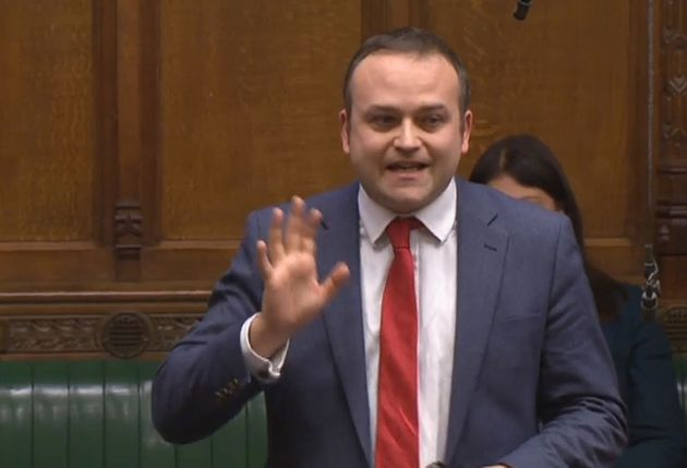 Labour MP Neil Coyle was one of those singled out by