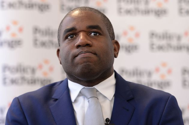 David Lammy said his constituent should have a personal apology from the PM