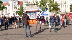 Pro-jüdische Demo in Berlin muss abgebrochen werden – Video zeigt üblen