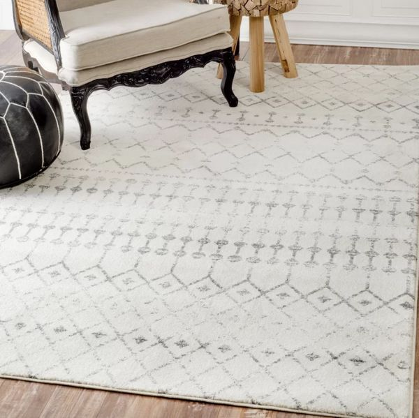 "Rug sizes starting at $24.99.<br><br>Get it <a href=""https://www.wayfair.com/rugs/pdp/olga-gray-area-rug-lrfy2988.html?piid=1"