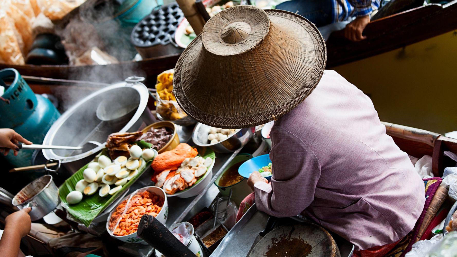 The World's Best Food Cities, According To TripAdvisor