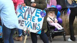 Parents Of Alfie Evans Lose Appeal Against High Court's Rome Travel