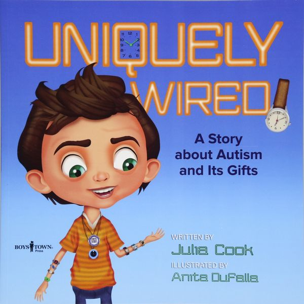Young readers can gain understanding and empathy from this book about Zak, a boy with autism who shares his interests, quirks