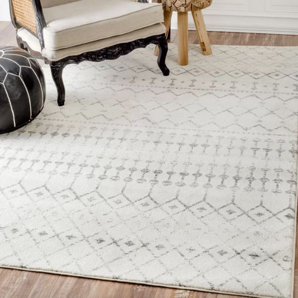 "<strong>Today only: Sizes starting at $24.99</strong><br><br>Get it <a href=""https://www.wayfair.com/rugs/pdp/olga-gray-area-"