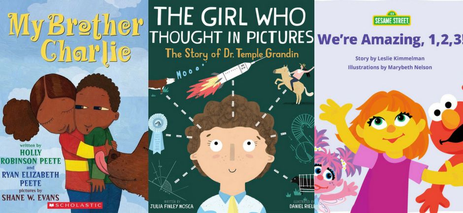 17 Children's Books That Promote Understanding Of Autism