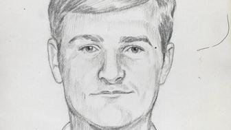 An unknown individual known as the East Area Rapist/Golden State Killer described as a White male, currently thought to be between the ages of 60 and 75 years old, is shown in this FBI sketch released on June 15, 2016. Between 1976 and 1986, this individual was responsible for approximately 45 rapes, 12 homicides, and multiple residential burglaries throughout the State of California.  FBI/Handout via REUTERS     ATTENTION EDITORS - THIS IMAGE WAS PROVIDED BY A THIRD PARTY. EDITORIAL USE ONLY