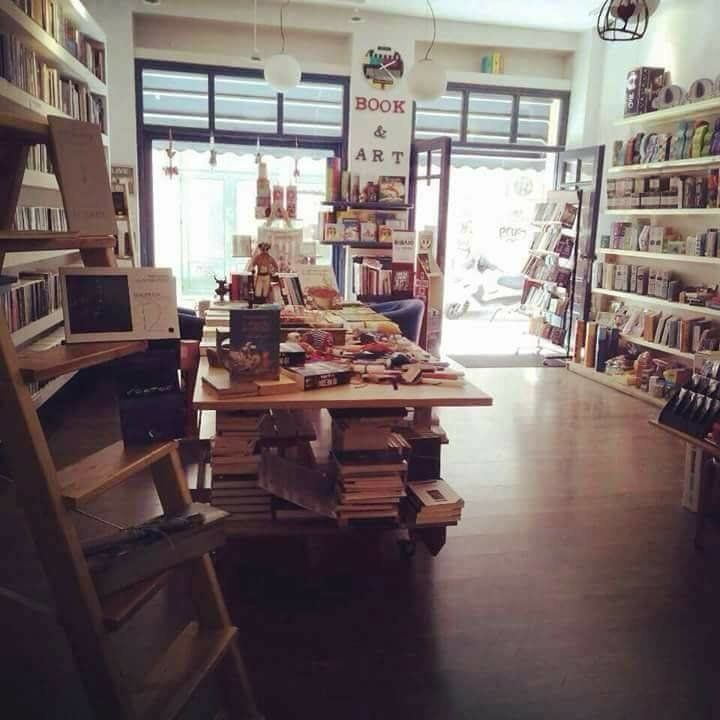 Little Bookstores Day: Η μεγάλη γιορτή των μικρών βιβλιοπωλείων της