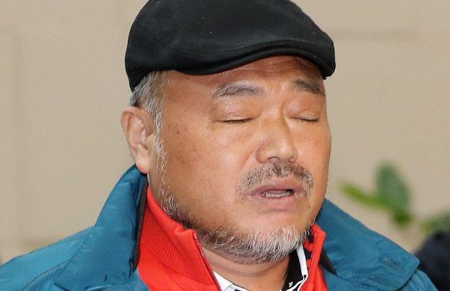 김흥국이 이번에는 박일서에 상해죄 및 손괴죄로