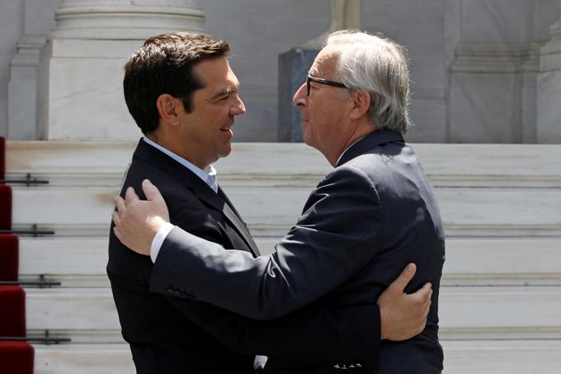 Στην Αθήνα σήμερα ο Γιούνκερ με 9 θέματα προς συζήτηση με τον Αλέξη Τσίπρα