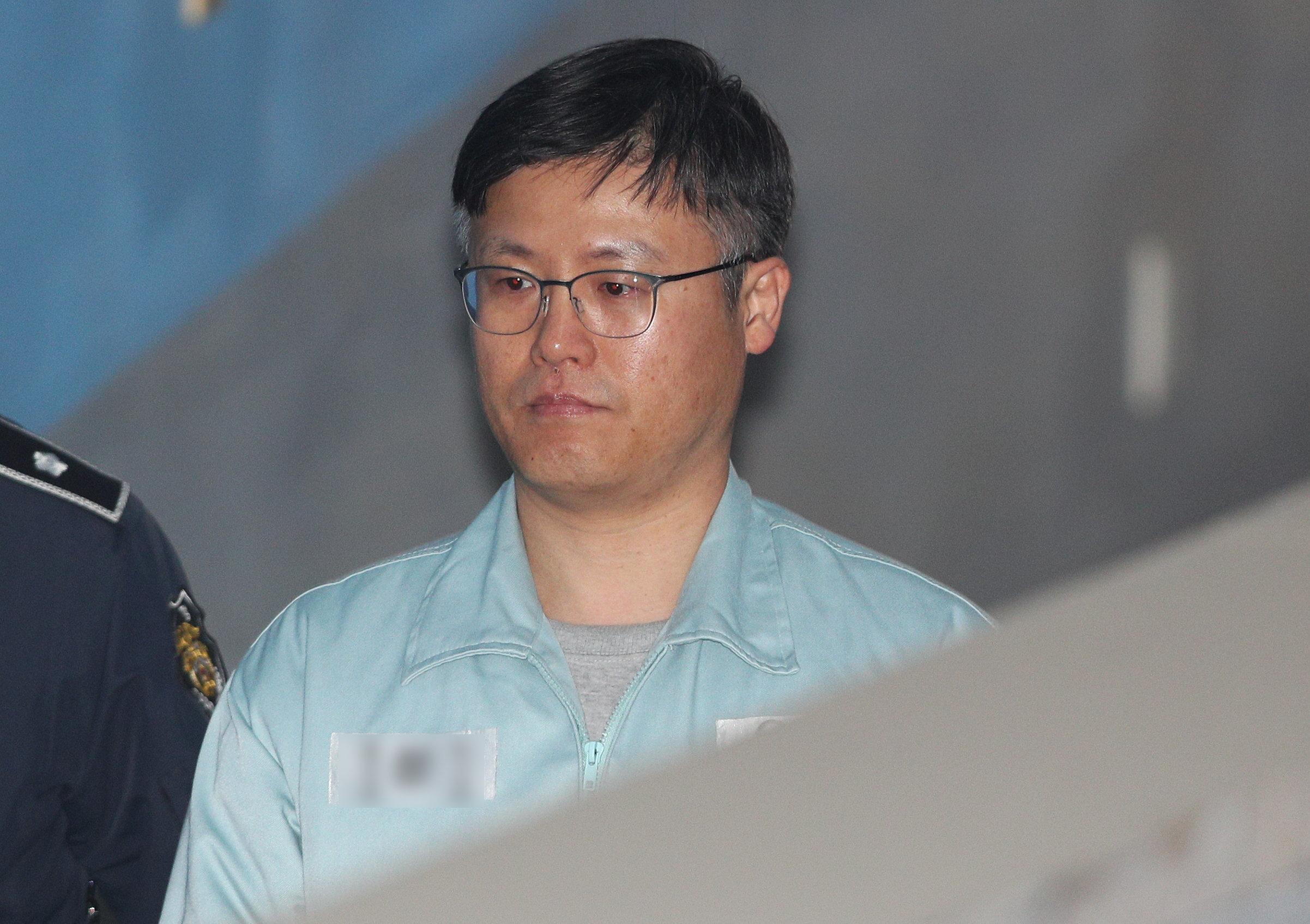 정호성 전 청와대 부속비서관의 1년 6개월의 실형이