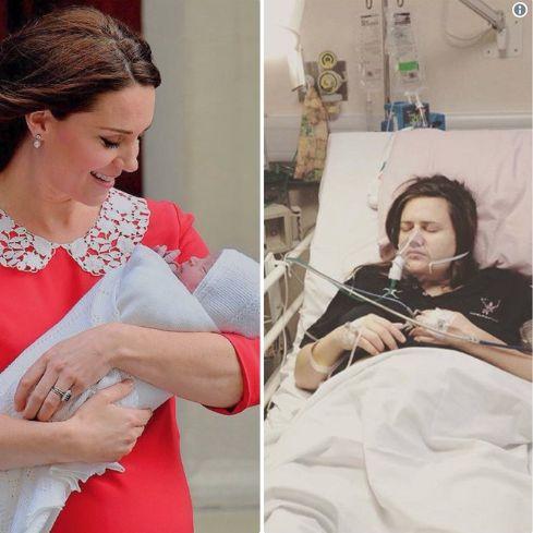 전 세계의 엄마들이 케이트 미들턴과 자신을 비교한