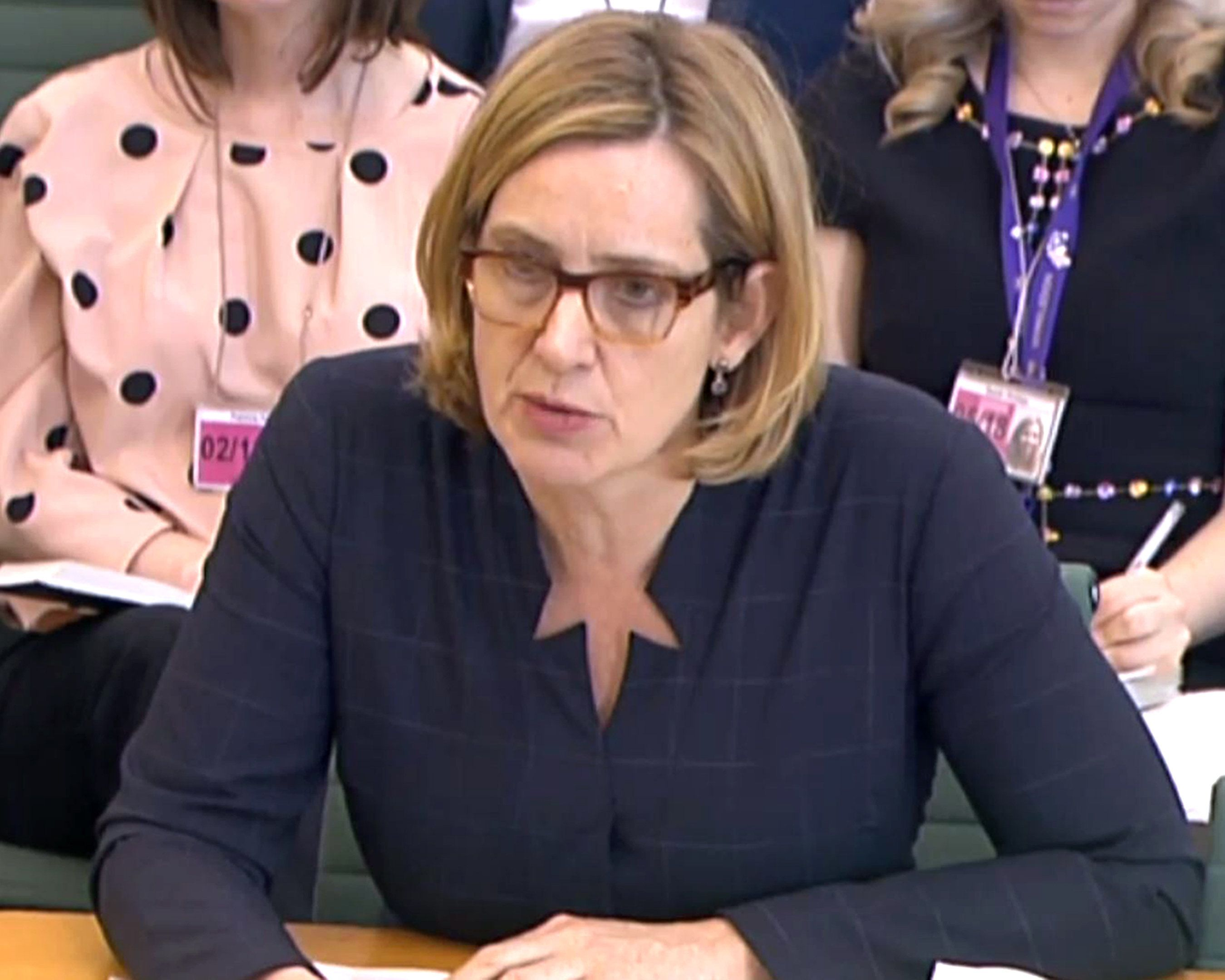 Amber Rudd Said There Were No Immigration Removal Targets But A 2015 Report Says