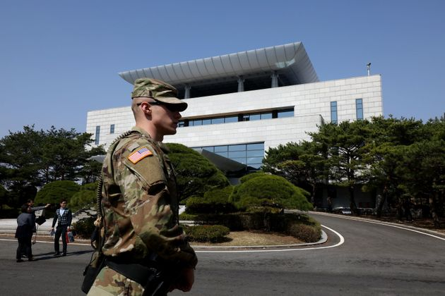 Friday's meeting will take place at the Peace House on the South Korean side of the