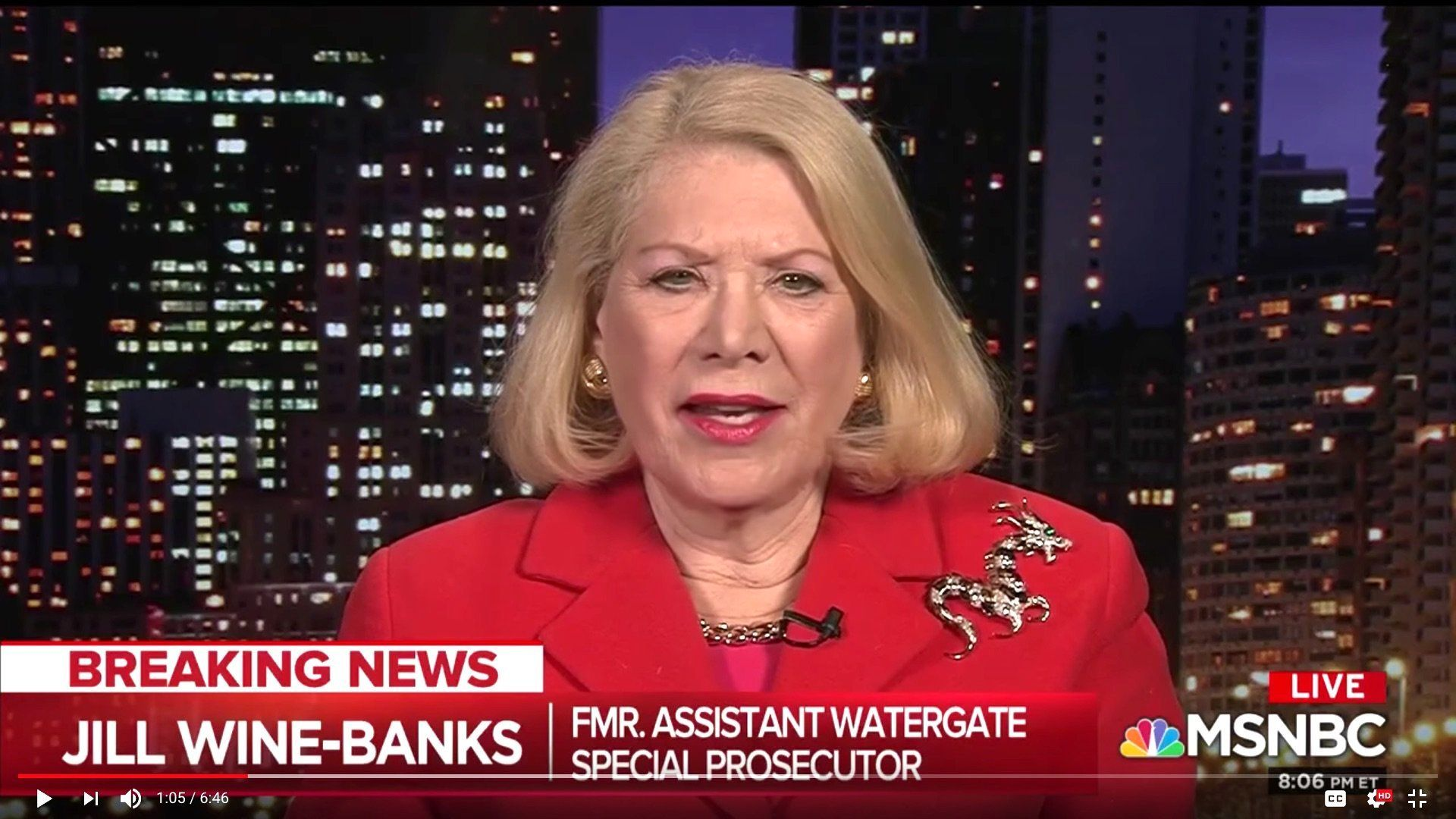 Watergate Prosecutor Warns Trump: Pleading The Fifth Is 'Political Suicide'