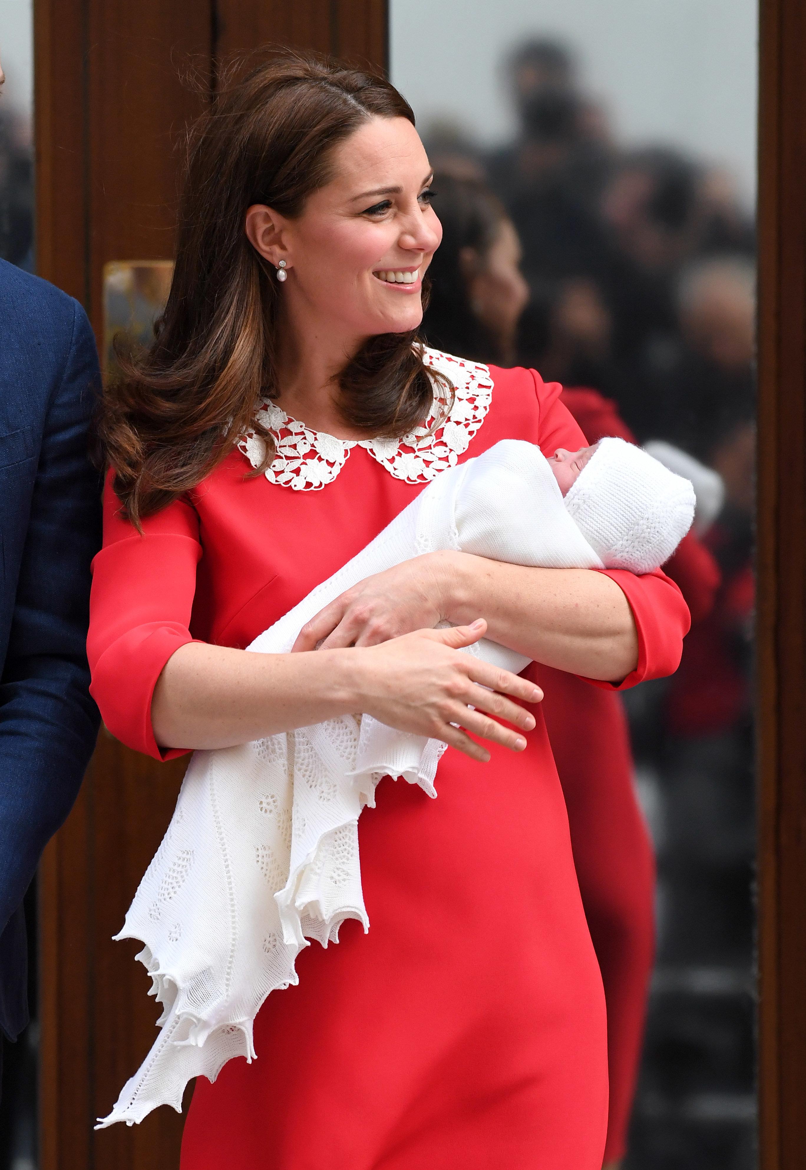 """""""So sehen wir nach der Geburt wirklich aus"""": Mütter machen sich im Internet über Kate lustig"""