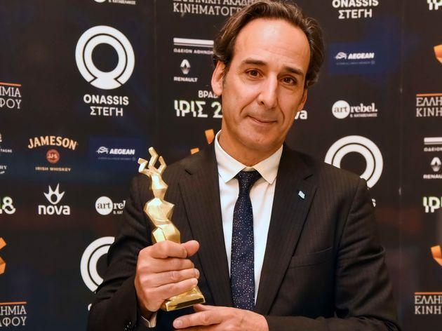 Tο τιμητικό βραβείο «ΙΡΙΣ 2018» στον βραβευμένο με Όσκαρ συνθέτη, Alexandre
