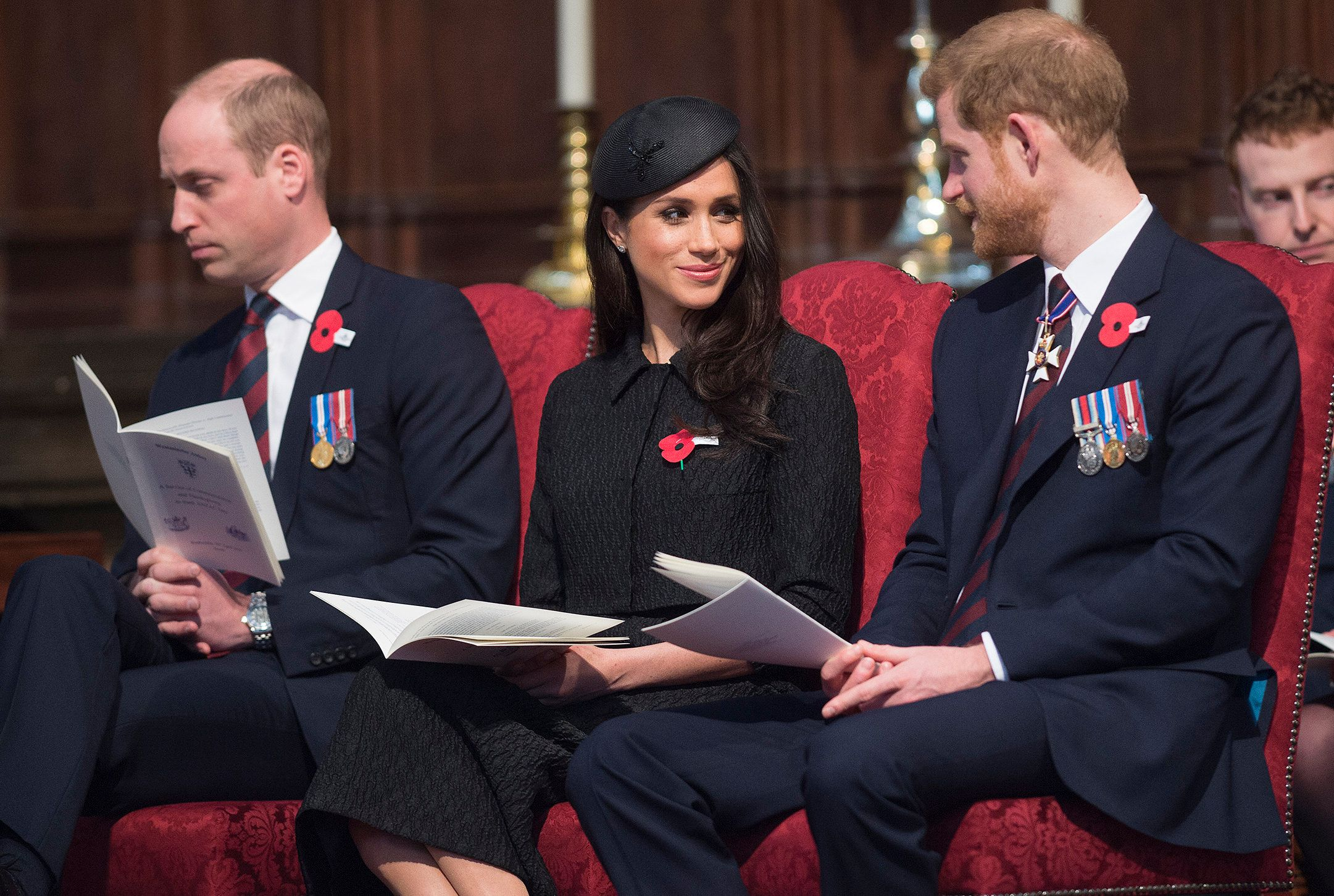 All Parents Can Relate To Prince William's Struggle To Stay Awake During Remembrance