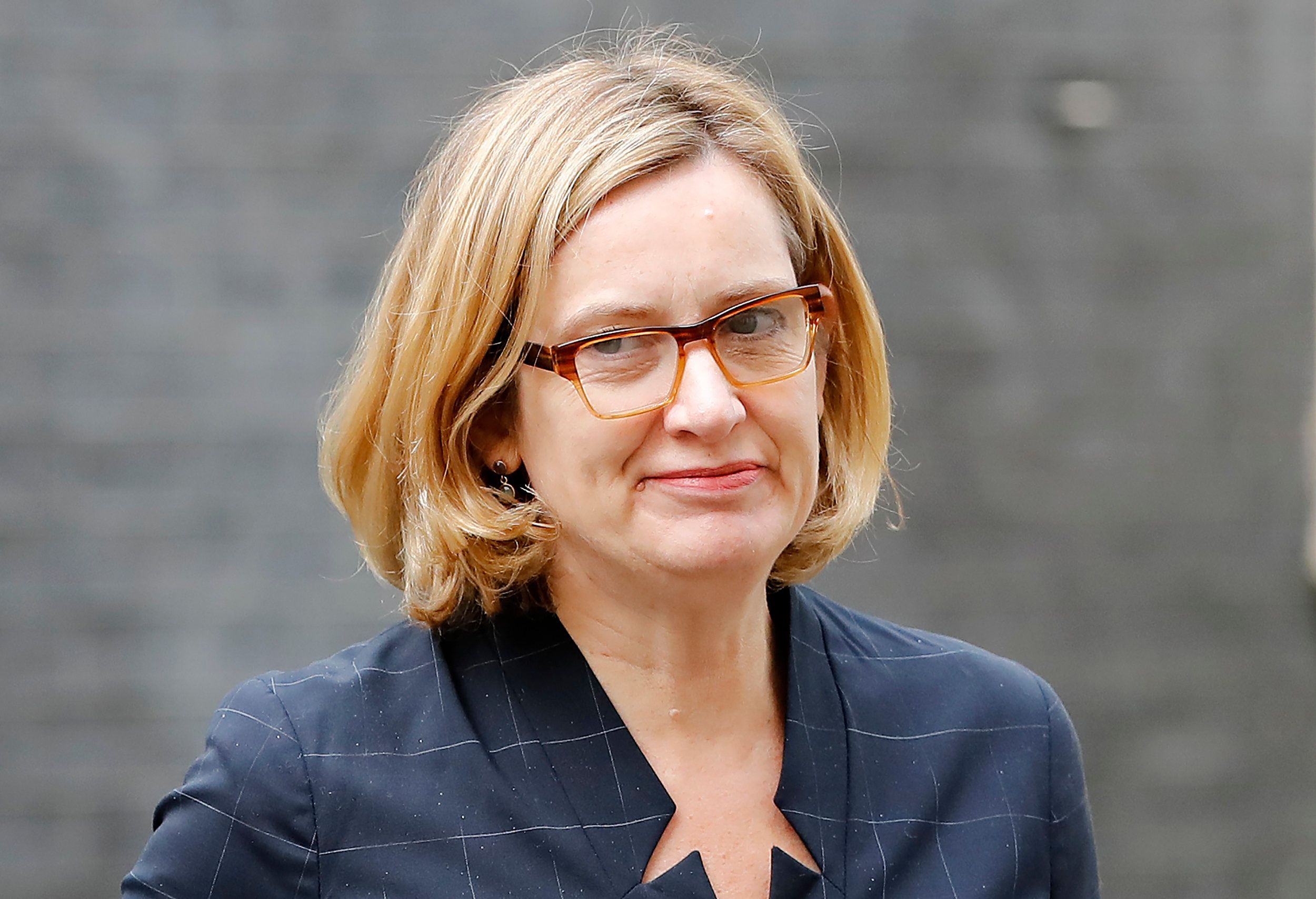 Amber Rudd is under increasing pressure over the Windrush immigration scandal