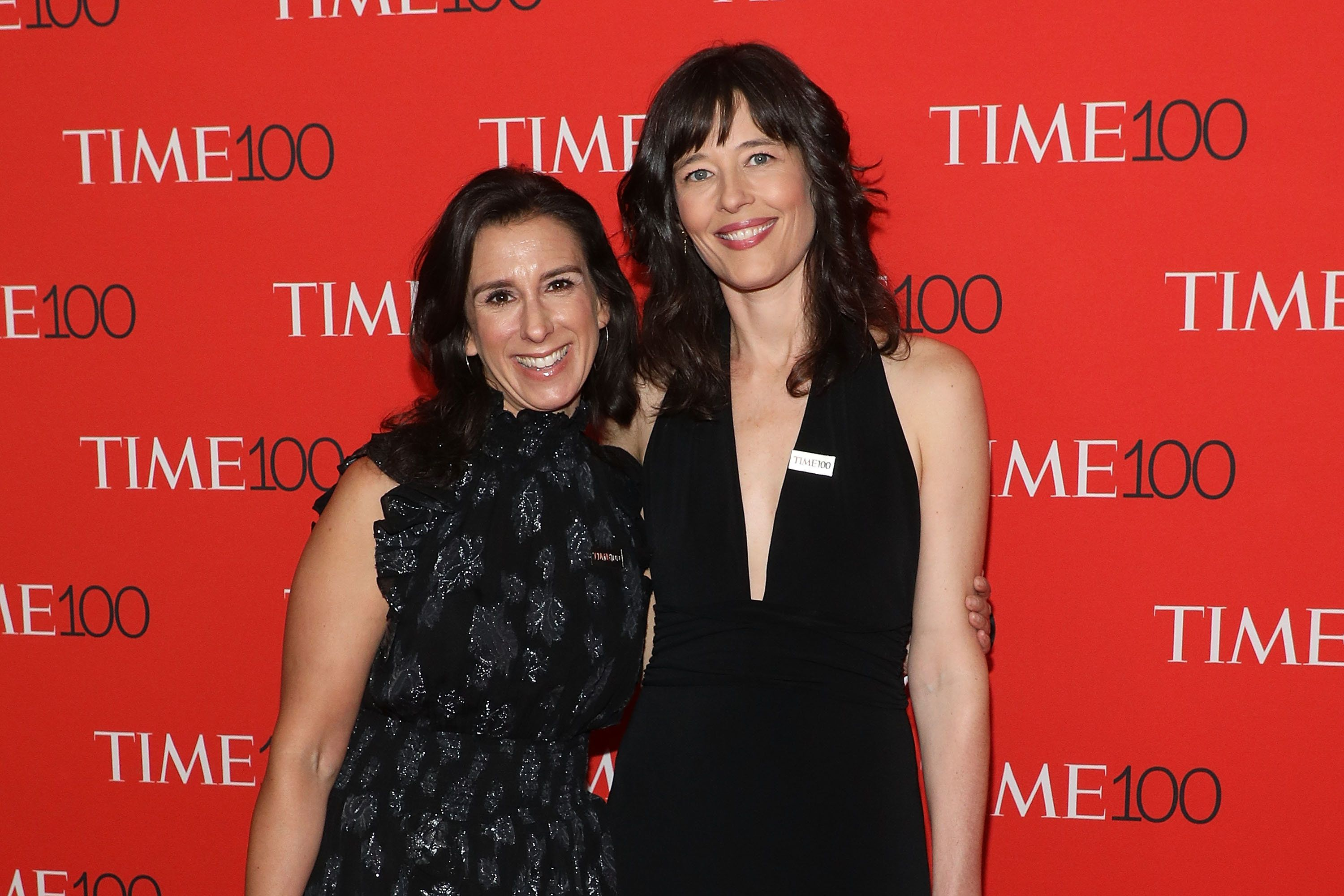 NEW YORK, NY - APRIL 24:  Jodi Kantor and Megan Twohey attend the 2018 Time 100 Gala at Frederick P. Rose Hall, Jazz at Lincoln Center on April 24, 2018 in New York City.  (Photo by Taylor Hill/FilmMagic)