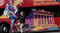 Κυκλοφοριακές ρυθμίσεις την Κυριακή στην Αθήνα, λόγω του «25ου Ποδηλατικού