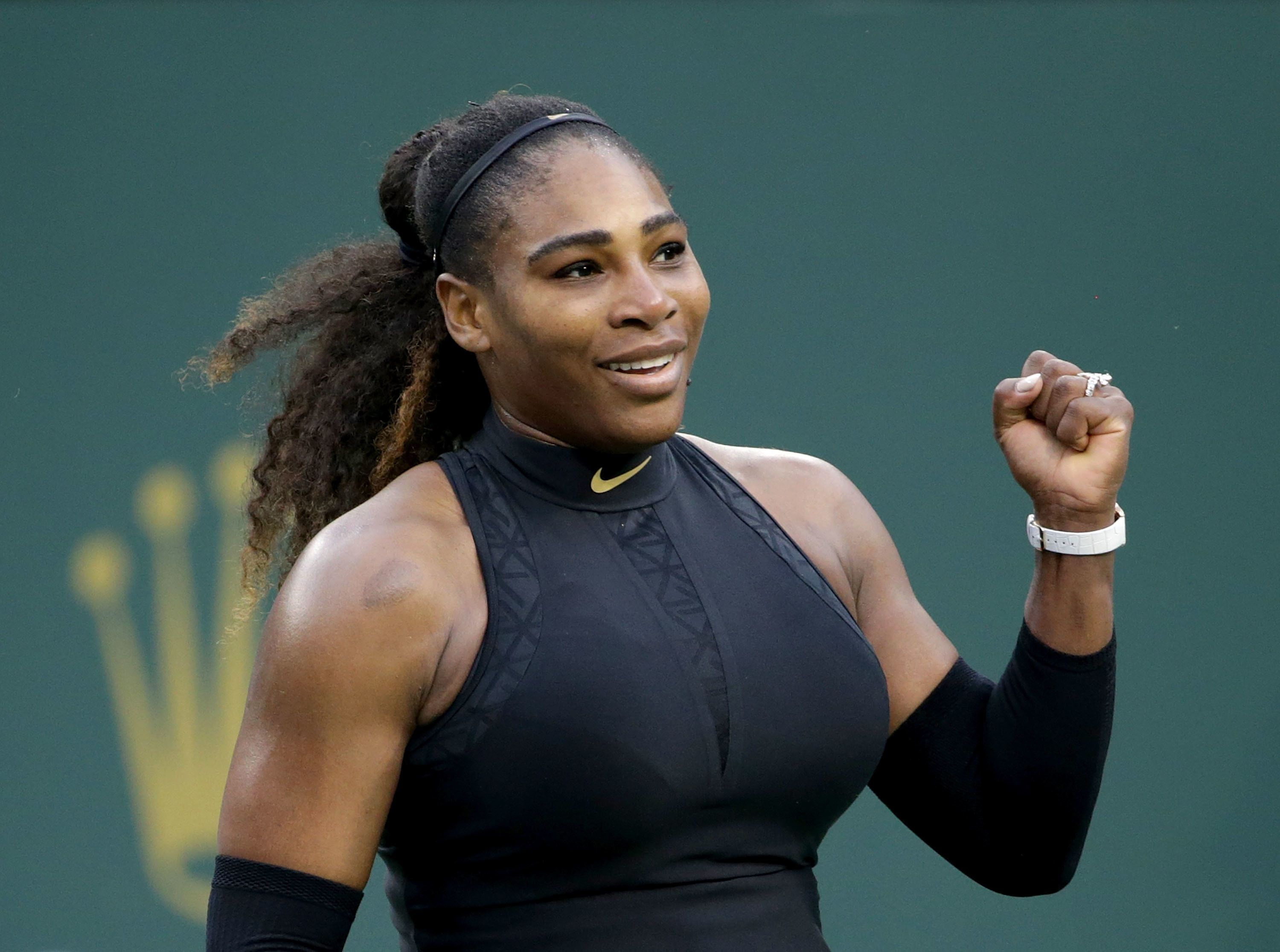 Serena Williams Gets Real About Managing