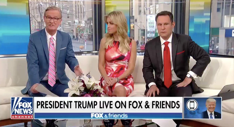 A Guide To Unscrambling Trump's Bonkers 'Fox & Friends'