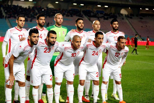 f3ea7b717c1 Découvrez les maillots de l équipe nationale tunisienne de football pour la  Coupe du monde