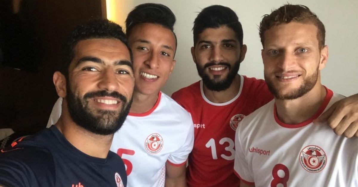 fe9f830c088 Découvrez les maillots de l équipe nationale tunisienne de football pour la  Coupe du monde 2018