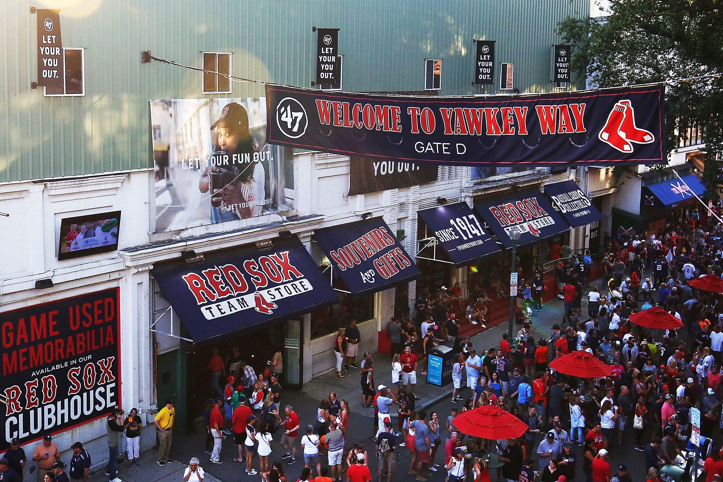 Boston approves Yawkey Way name change