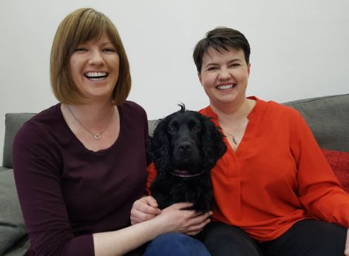 Scottish Conservative Party Leader Ruth Davidson Announces She's Pregnant With First