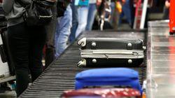USA: Frau öffnet nach Flug ihren Koffer – und fasst in etwas Haariges