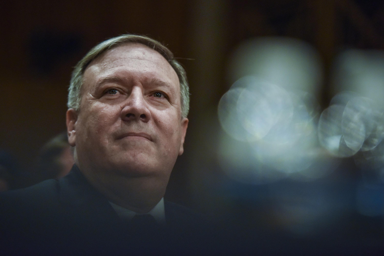 US-Senat hat zugestimmt: Mike Pompeo ist neuer Außenminister