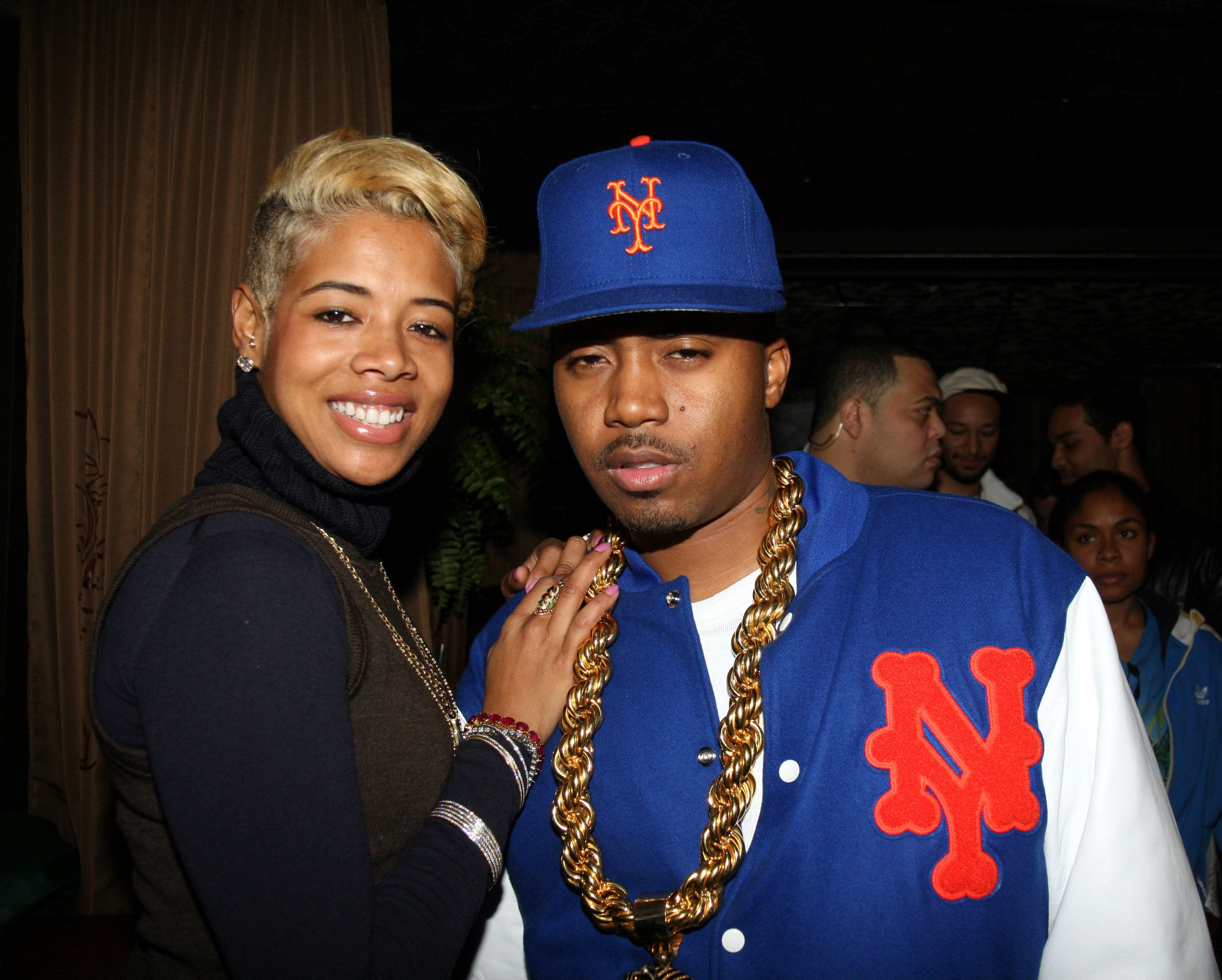 Kelis and Nas (Photo by Johnny Nunez/WireImage)