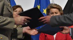 Γαλλογερμανική συμφωνία για ισχυρότερα αμυντικά
