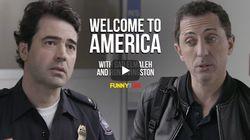 """Welcome to America"" avec Gad Elmaleh décroche un Webby Award"