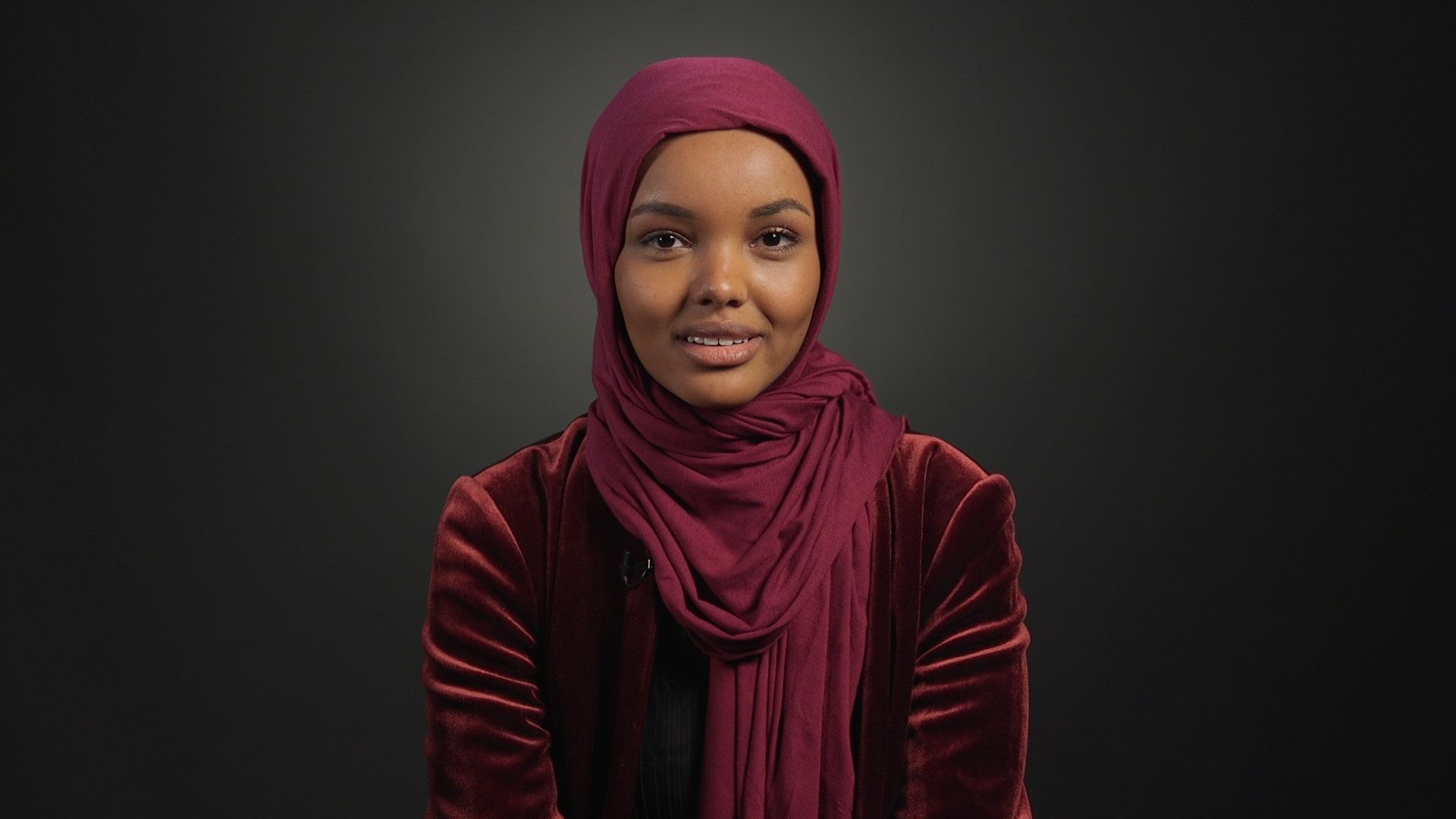Halima Aden was born in a refugee camp in Kenya She has a message for those who try to demonize immigrants
