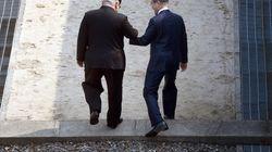 """김정은 위원장은 """"잃어버린 11년""""을 언급했다"""